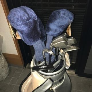 ゴルフクラブセット 決まりました。
