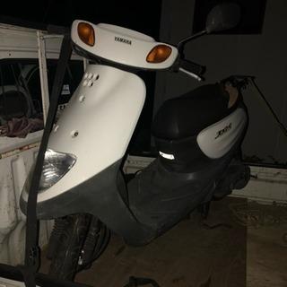 バイクを引き取り買い取りをしています。