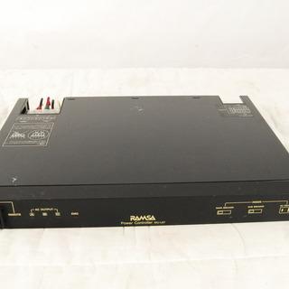 Panasonic パナソニック RAMSA WU-L67 電源...