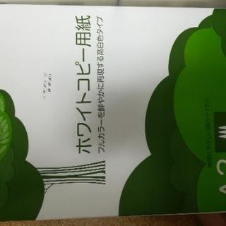 新品 A3 コピー用紙 500枚