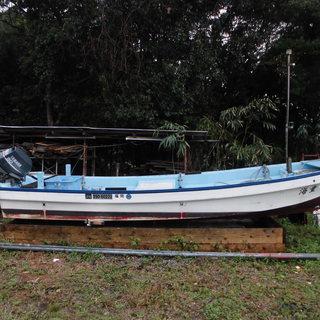 ヤマハ和船19FT