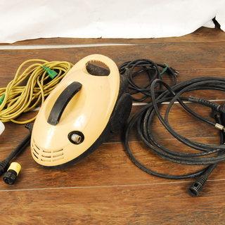 高圧洗浄機 ホース ノズル67㎝ 清掃 家電 ジャンク ア…