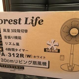30センチ直径扇風機