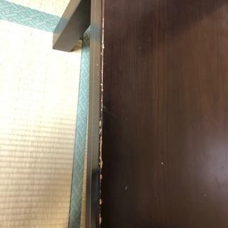 二人折り畳み椅子、コタツ − 愛知県