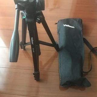 カメラ用三脚 Velbon ex-440 クイックシューなし