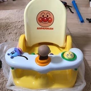 アンパンマンのお風呂チェア!値下げしました