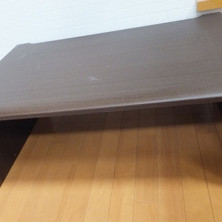 アイリスオーヤマ スライドデスク(90cm×56cm×35cm) ...