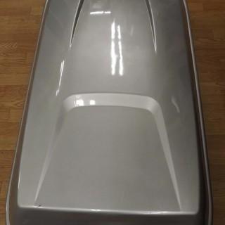 RV-INNO ルーフボックス ミニ BR150 180リットル ...