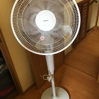 【扇風機】360度ハイリビング扇   SKJ-RE40HR36