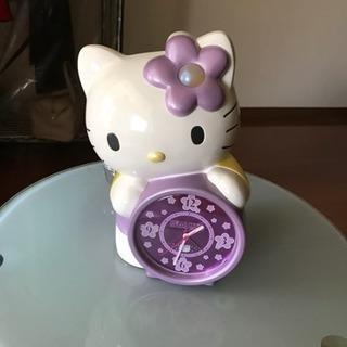 キティーちゃん 目覚まし時計