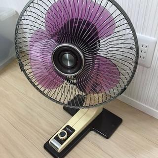 アンティーク扇風機