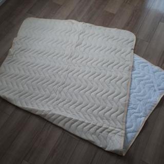 ✨未使用✨キルト敷きパッド セミダブル