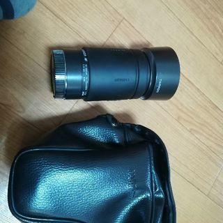 一眼レフ、レンズ、カメラケースセット