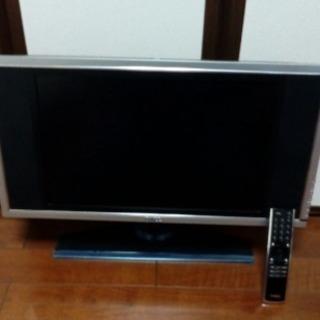 PCモニター+テレビ