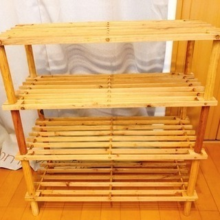 オシャレ棚 木製