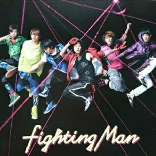 ☆Fighting Man/NEWS☆