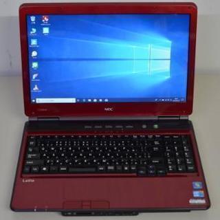NEC LL350/W WIN10/7 i5-430M/750GB...