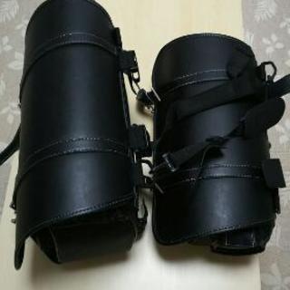 商談中【値下げ】デグナーDEGNER バイク用サイドバッグ