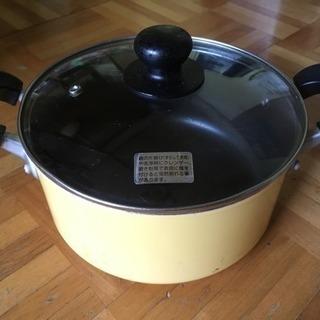 2リットル鍋【無料】