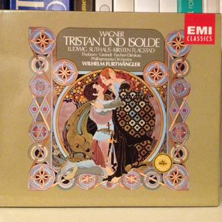 フルトヴェングラー トリスタンとイゾルデ(4CD)