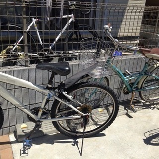 バイク 車  自転車 その他なんでもお尋ねください