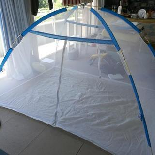 蚊よけネット(ドームテント型)