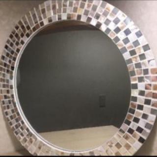 フランフランで購入した鏡です