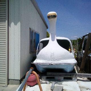 ペダルボート 白鳥(スワン)