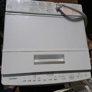 洗濯機(室内2年使用)