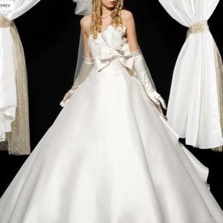 有名ブランド新作ウェディングドレス