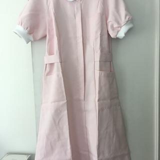 ナガイレーベン 白衣(ピンク)新品