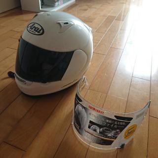 ヘルメット、シールドセット