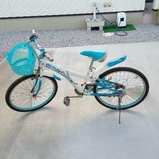自転車 女の子 24インチ