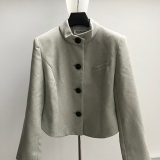 【美品】ロールカラー ジャケット