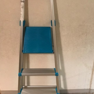 アルミ脚立 (台座の高さ65cm)