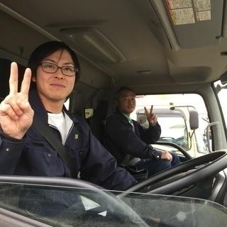【千葉】40代の方多数活躍中! 4tトラックドライバー(食品配送)
