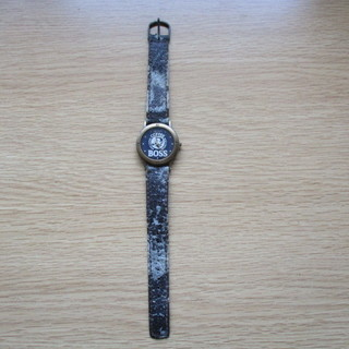 サントリー BOSS 腕時計 難あり