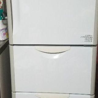 【値下げしました】3段 冷蔵庫 日立 3ドア