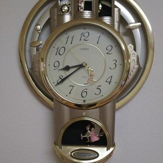 壁掛け時計 あげます!!