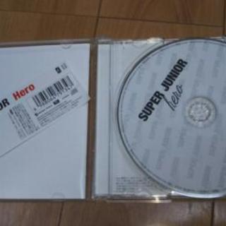 スーパージュニアHEROアルバム