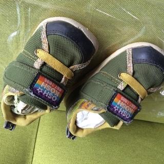 子ども 靴 12.5 ☆ 履かせやすい