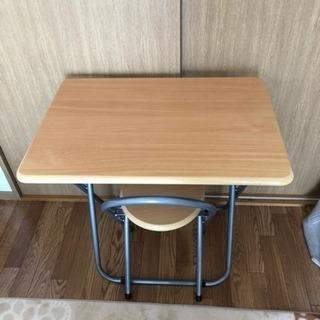 机、椅子セット(良品)