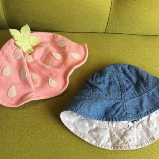 夏の帽子 ☆ ベビー