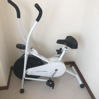 ★室内ダイエット機器★エアロバイク