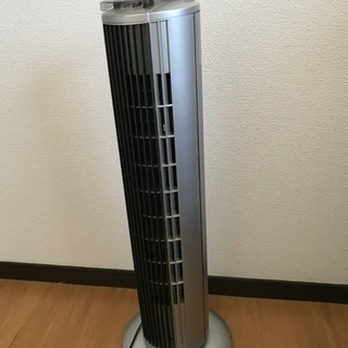 マイナスイオンタワー型扇風機
