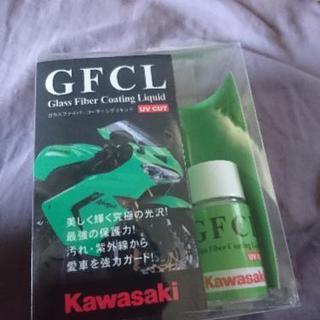 ガラスコーティング剤 未使用