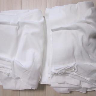 遮熱・遮像・UVカット多機能レースカーテン 4枚