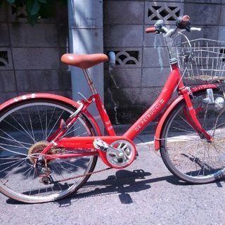 自転車 24インチ 子供用