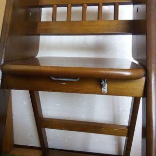 お子様の椅子 ( 座面の高さ 52cm です)