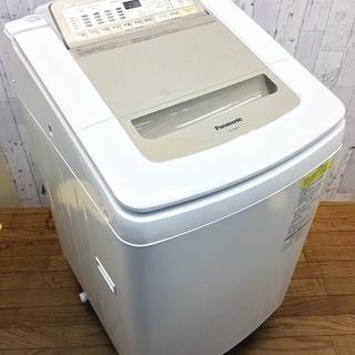 Panasonic 洗濯乾燥機 2017年式 NA-FD80H3